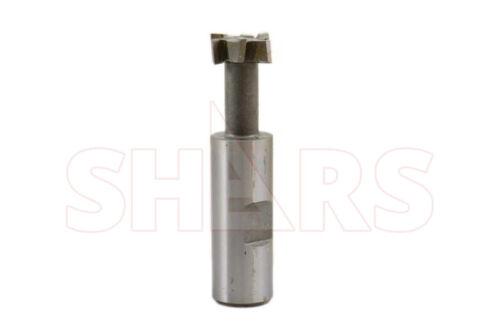 """SHARS Heavy Duty 3/8"""" HSS T-Slot Milling Cutter NEW !}"""