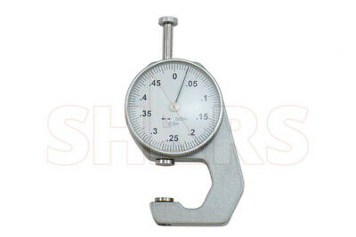 .500 X .005 Inspection Dial Thickness Gage Gages New
