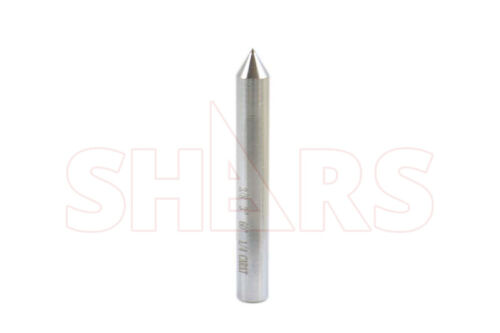 "SHARS 1/4 Carat 3/8"" x 3"" Diamond Dresser For Side Wheel Dressing Grinding New !"