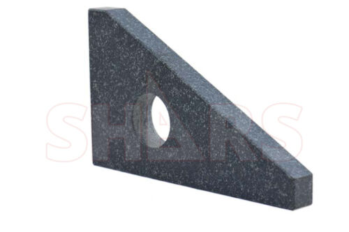 "SHARS 10 X 6 X 1"" GRANITE SURFACE ANGLE PLATE NEW #"