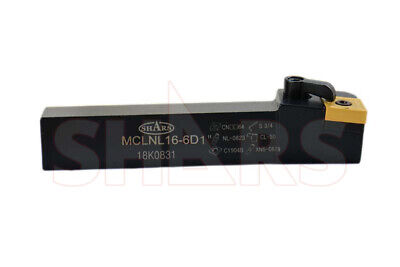 1 X 6 Lh Mcln Indexable Turning Tool Holder Cnmg New P