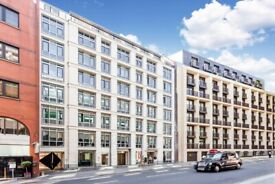 City EC4, 2 Double bed flat in sough after purpose built building located just off Fleet Street