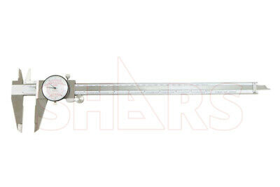 Shars 12 300mm Inch Metric Dual Reading Dial Caliper Mm Inspection Report A