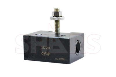 Shars 10-15 Bxa Quick Change Post Heavy Duty Boring Bar Holder 4 250-204 New P