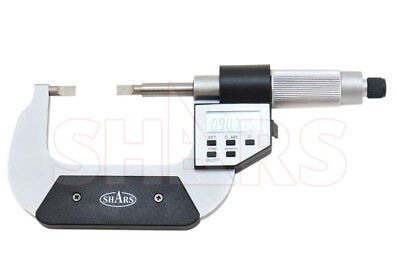 1-2 Electronic Blade Micrometer New