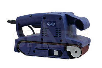 Electric Belt Sander 3x21 Power Tool Sanding Woodwork W 3belts 1dust Bag New