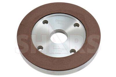 Shars 6x34 Diamond Plain Cup Wheel D6a2c 150 Grit 116 Depth New