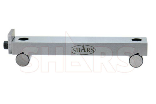 "SHARS GROUND 1 x 6"" PRECISION SINE BAR ROLL HARDENED NEW"