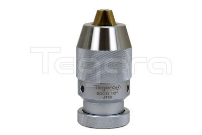 Tegara Sdc10 132-12 Jt33 Cnc High Precision Heavy Duty Keyless Drill Chuck