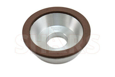 Shars 3 X 78 Type D11a2 Diamond Flaring Cup Wheel Grinding 150 Grit New