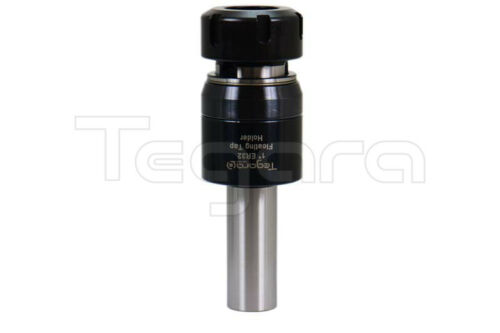 "TEGARA 1"" ER32 Floating Tap Holder NEW"
