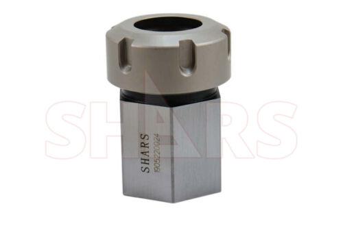 Shars ER32 HEX Collet Block Holder for CNC Lathe Engraving Machine New