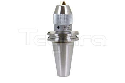 Tegara 8mm Cat40 Precision Ball Bearing Keyless Drill Chuck W Integral Shank A