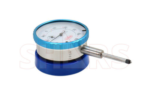 """Shars Magnetic Indicator Back W/ 1"""" Dial Indicator New ^]"""