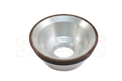 Shars 4 X 1-12 D11v9 Diamond Flaring Cup Wheel 150 Grit New