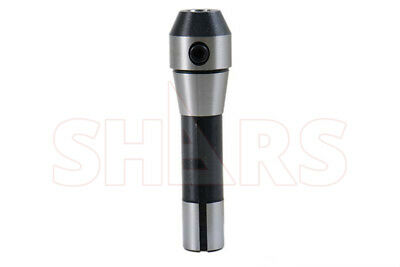 Shars 12 Precision R8 End Mill Holder Adapter For Bridgeport Milling Tool