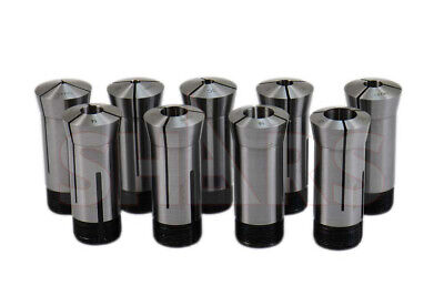 SHARS PRECISION 5C COLLET SET 29 PCS AND 5C COLLET STAND NEW