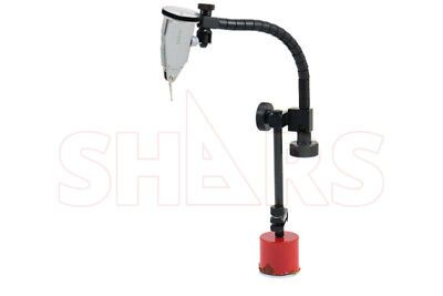 Shars Flexible Magnetic Base For Dial Test Indicator .0005 Indicator New
