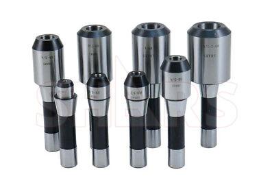Shars 8 Pc R8 End Mill Holder Set 316 38 12 58 34 78 1-14 R