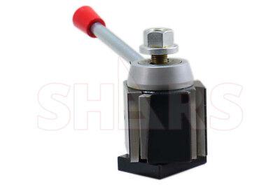 Shars 6 - 12 Lathe Axa Wedge Type Quick Change Tool Post Cnc 250-111 New