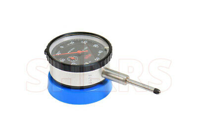 Shars Magnetic Indicator Back W 1 Dial Indicator New
