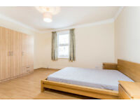 GROUND & 1ST FLOOR SPLIT LEVEL FLAT/2 DOUBLE BEDROOMS/OPEN PLAN RECEPTION/SHOWER ROOM