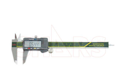 Shars 6 150mm Electronic Digital Caliper Stainless Large Lcd .0005 New