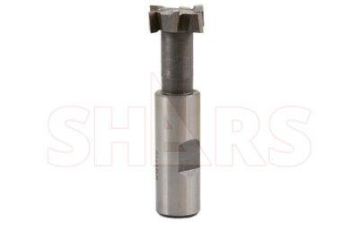 Shars Heavy Duty 12 Hss T-slot Milling Cutter New