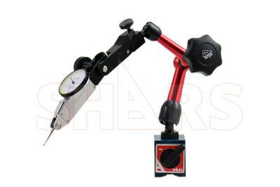 Mini 66 Lbs Magnetic Base Wspeed Set Fine Adjustment .030 Dial Test Indicator P