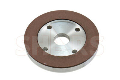 Shars 6 X 34 Diamond Plain Cup Wheel Grinding D6a2c 100 Grit New