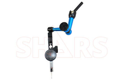 Shars Dial Test Indicator Holder Arm .030 Dial Test Indicator New P