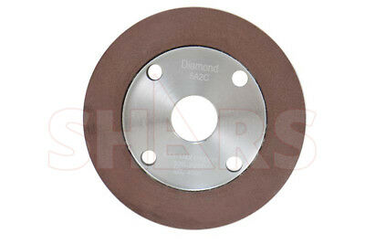 Shars 6 X 1 Diamond Plain Cup Wheel Grinding D6a2c 150 Grit New