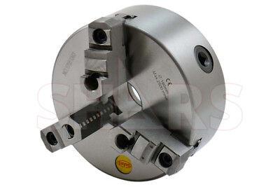 Shars 6 3 Jaw Self Centering Lathe Chuck Reversible Jaw .003 Tir Certificate L