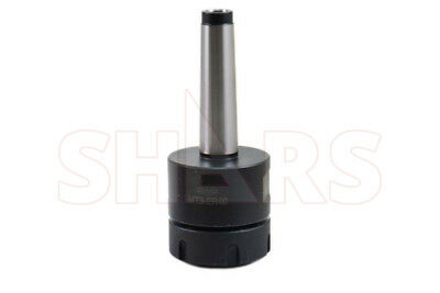 Shars Mt3 Er40 3.1 Cnc Milling Collet Chuck Mill Tool Holder Tir .0002 New