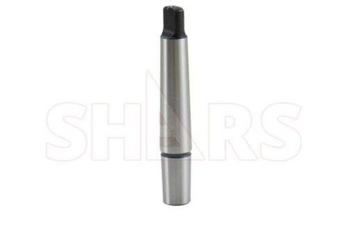SHARS 2MT to 6JT Drill Chuck Arbor Shank MT2 JT6 Morse Tape