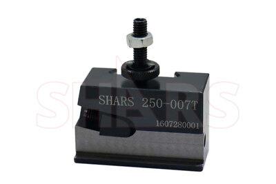 Shars Oxa 7 Knurling Turning Facing Holder Cnc Lathe Tool Post 0xa 250-007 -0