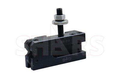 Shars 250-210 Bxa Quick Change Post 10 Knurling Turning Facing Holder Cnc