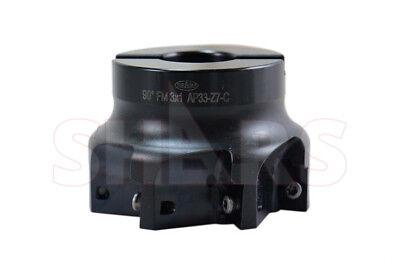 Shars 3 90 Coolant Thru Indexable Face Mill Cutter Apkt Apmt 1604 537.65 Off