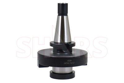 Shars 2 Nmtb 40 Nmtb40 Shell Face Mill Holder Arbors Adapter New