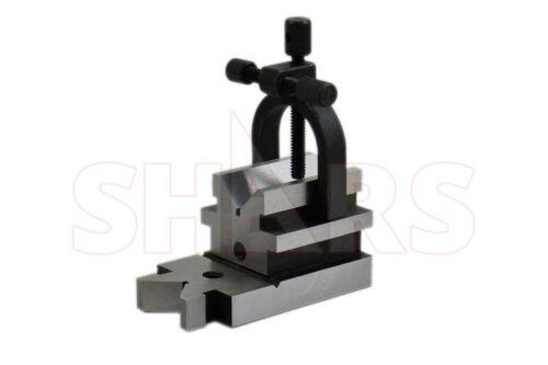 SHARS Toolmakers V-Block & Clamp NEW ^