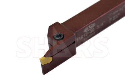 Shars 34 X 34 Shank Precision Grooving Profile Turning Tool Holder Gtn 3 New
