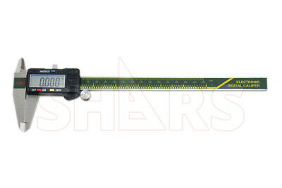 Shars 8 200mm Electronic Digital Caliper Stainless Large Lcd .0005 New A