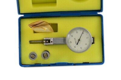 .8mm Metric Jeweled Dial Test Indicator 0.01mm
