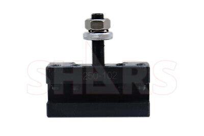 Shars 250-102 Axa Quick Change Tool Post 2 Boring Turning Facing Holder L3