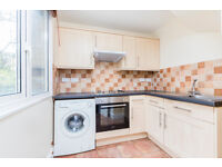 ONE DOUBLE BEDROOM IN HAMMERSMITH/BRIGHT AND SPACIOUS RECEPTION/SEPARATE KITCHEN ROOM/FURNISHED