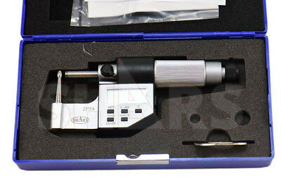 Shars 0-1 Tube Micrometer .00005 0.001mm Graduation New P