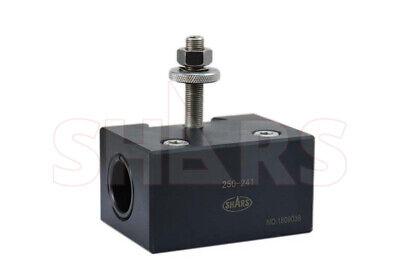 Shars Bxa Quick Change Tool Post Holder 41 Heavy Duty Boring Bar 250-241 Cnc P
