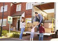 MAN AND VAN FULL HOUSE MOVERS HIRE SERVICE NATIONWIDE COMPANY MAN WITH VAN REMOVALS MOVING DELIVERY
