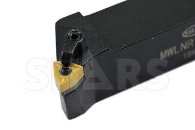 Shars 1 X 6 Rh Mwln Indexable Turning Tool Holder Wnmg New P