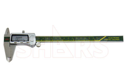 Shars 8 200mm Inch Metric Fractional Digital Electronic Caliper New